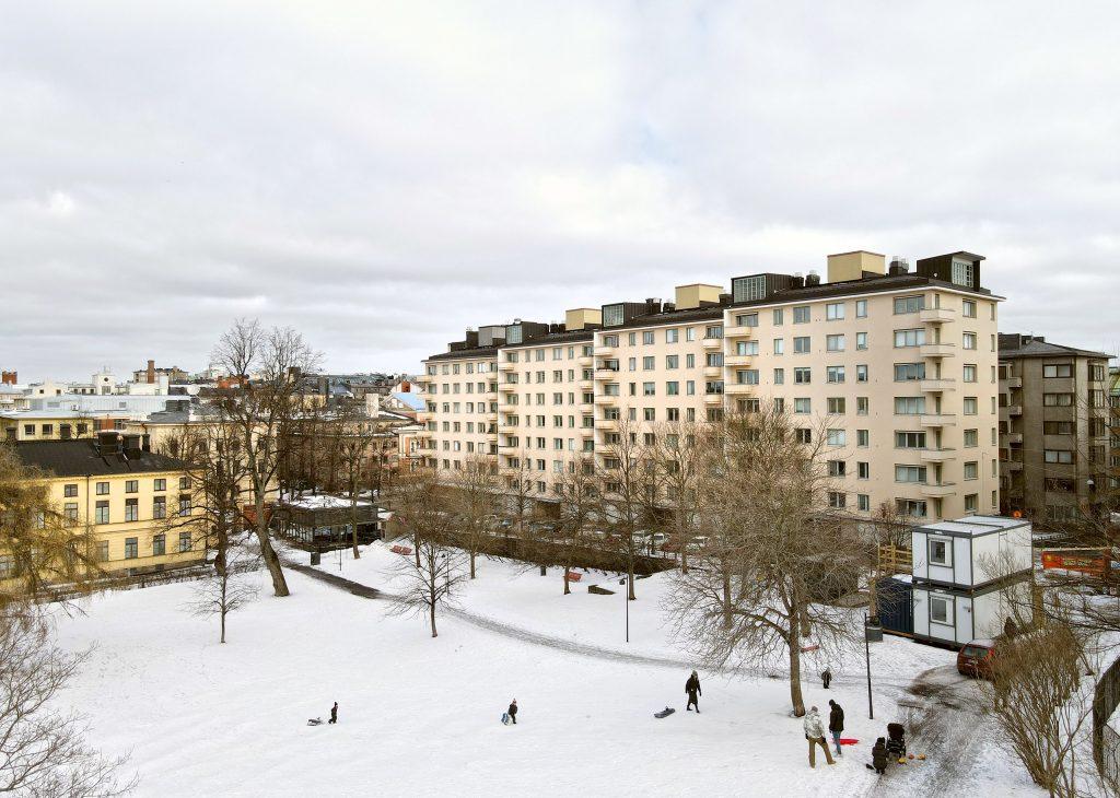 sinebrykoffin puisto